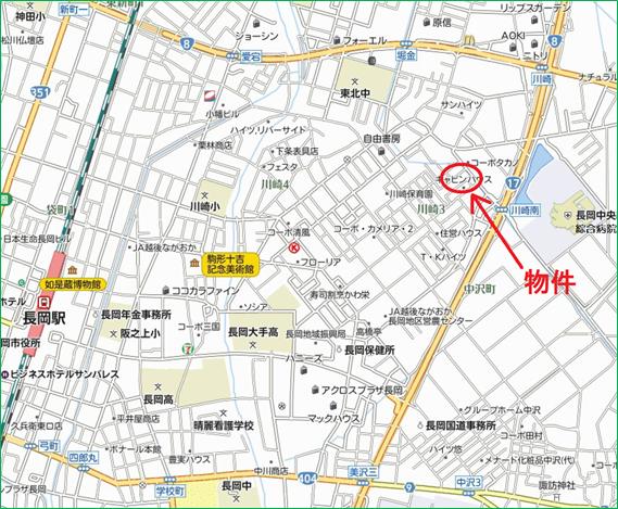 住宅地図1