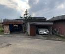 古溜側 車庫
