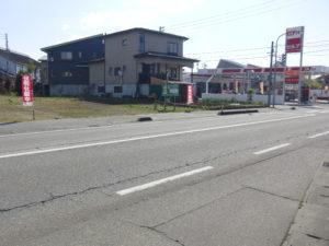 北側前面道路2   令和2年4月撮影