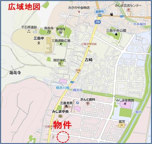 案内図(広域地図)