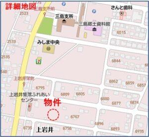 案内図(詳細地図)