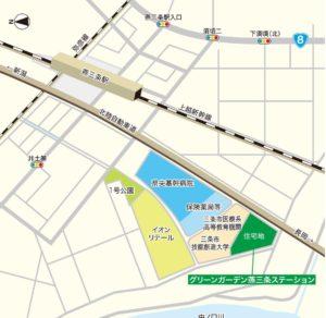 周辺地図②