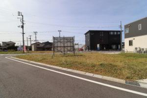 区画1 東側から R2年10月撮影