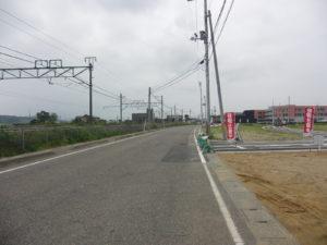 2019年7月撮影   三条市道