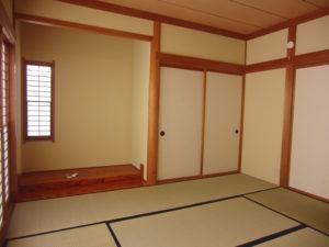 1階 和室