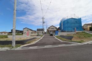 グリーンガーデン五十嵐二の町 全体写真
