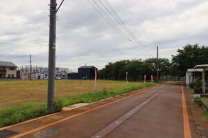 区画24から南側撮影(R3年7月)