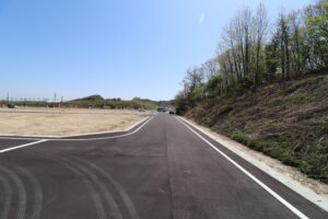 前面道路状況7