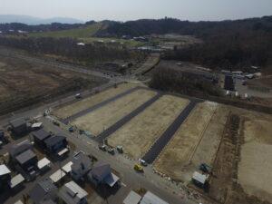 空撮 北西側から R3年4月撮影