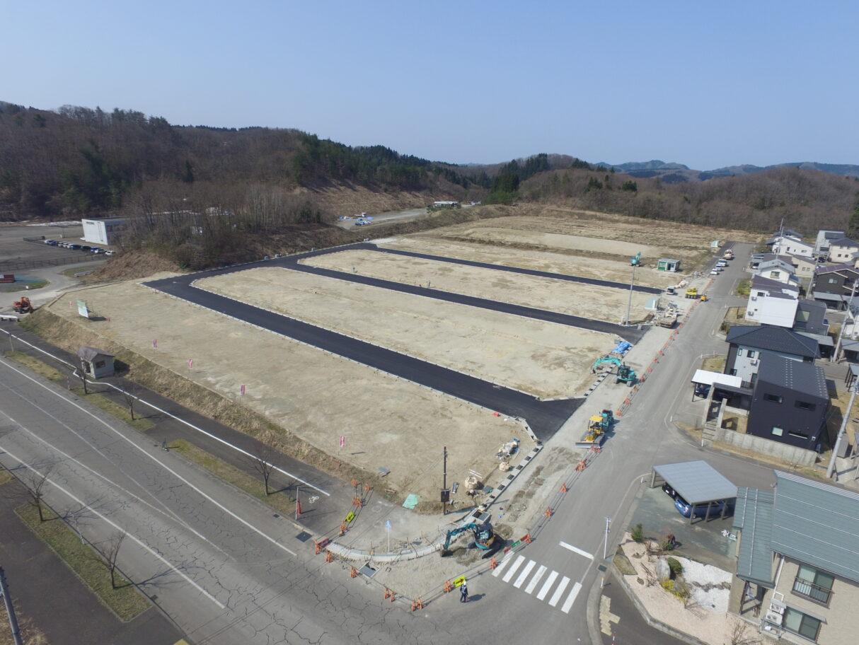 空撮 北東側から R3年4月撮影