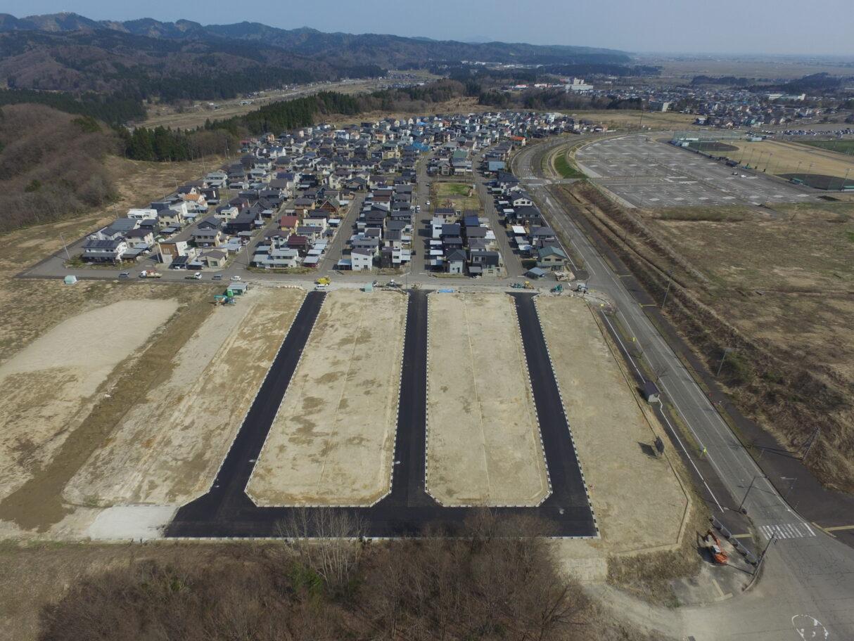 空撮 南側側から R3年4月撮影