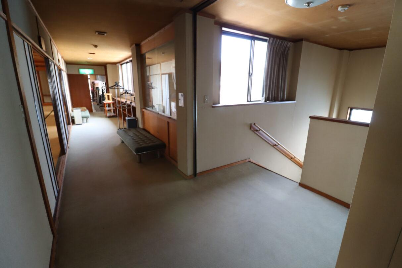 3階 踊り場