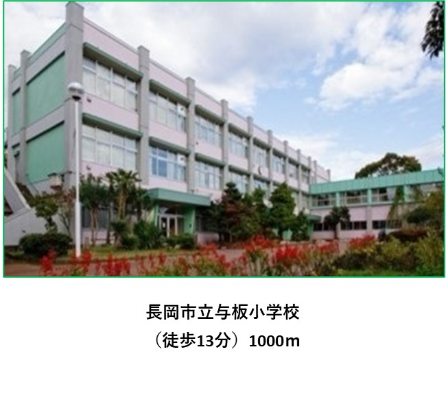 長岡市立与板小学校