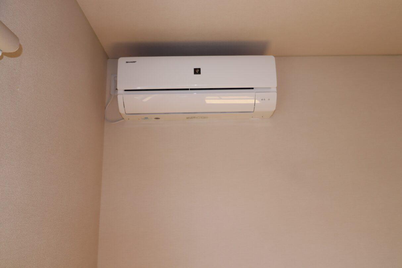 2階洋室エアコン 新品