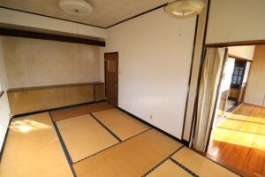 1階 和室(玄関隣6畳)