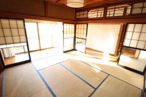1階 和室(8畳)